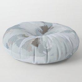 Ocean Forest Floor Pillow