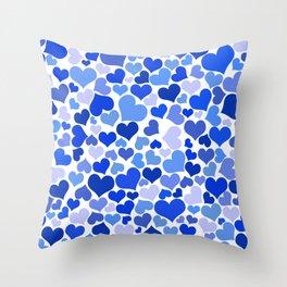 Heart_2014_0922 Throw Pillow