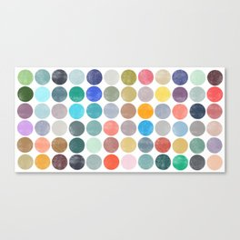colorplay 19 Canvas Print