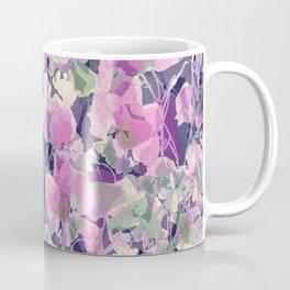 Pink Water Blossoms Coffee Mug