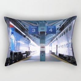 Track 3 / 4 Rectangular Pillow