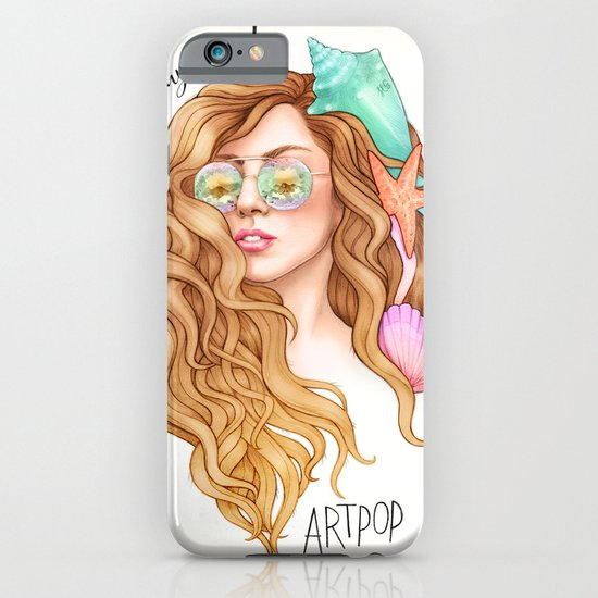 Free my mind, ARTPOP iPhone & iPod Case