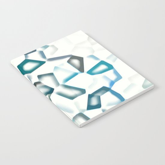 Frozen Dreams Notebook