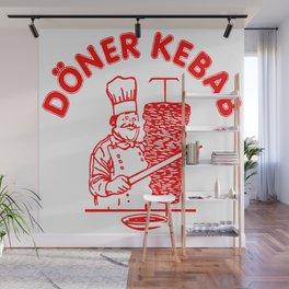 The Famous Döner Kebab Wall Mural