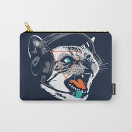 Stereocat Carry-All Pouch