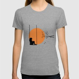 Dreaming like a child T-shirt