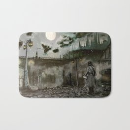 City of Yharnam Bath Mat