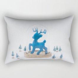 Oh deer, it's Christmas already! Rectangular Pillow