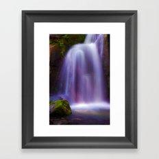 Glimpse of Magic Framed Art Print