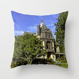 Beringer Estate Throw Pillow