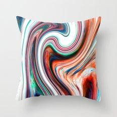 Twisted Soul Throw Pillow