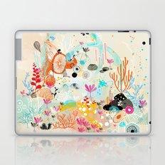 under the water wonderland Laptop & iPad Skin