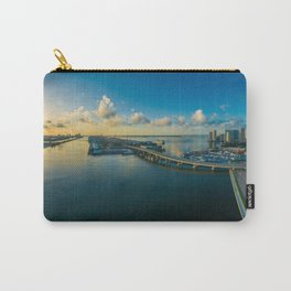 Miami Florida Carry-All Pouch