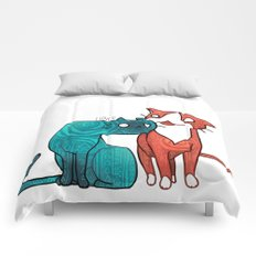 I love U Comforters