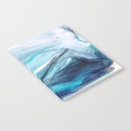 Iceland Blues Notebook