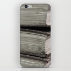 Hard Bound Pages  iPhone & iPod Skin