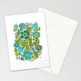 Botanical Doodles Stationery Cards