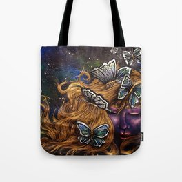 Messengers From Heaven Tote Bag