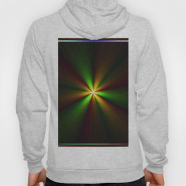 Abstract perfection - Spectrum Hoody