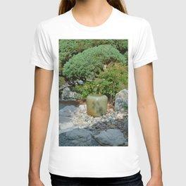 Japanese garden 7 T-shirt