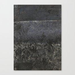 collage black Canvas Print