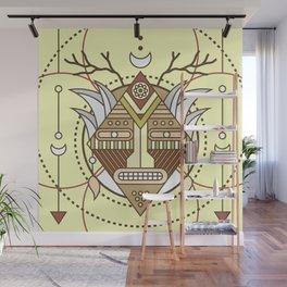 Shaman Wall Mural