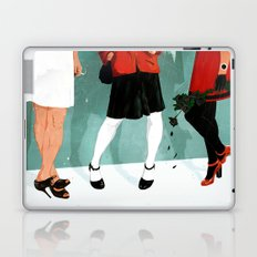Three Marlenas Laptop & iPad Skin