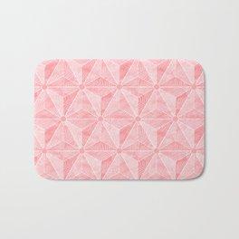 Gedesic Palm_Rose Bath Mat