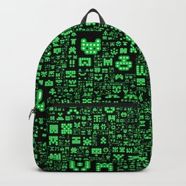 Hello Invaders Backpack