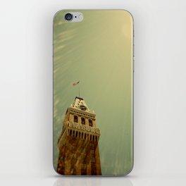 The Tribune Tower iPhone Skin
