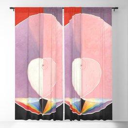 "Hilma af Klint ""The Dove, No. 02, Group IX-UW, No. 26"" Blackout Curtain"