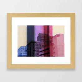 Art-chitecture IV Framed Art Print