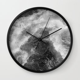 Cold water 53 Wall Clock