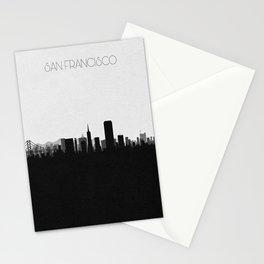 City Skylines: San Francisco Stationery Cards