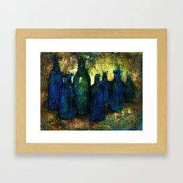 conspirators Framed Art Print