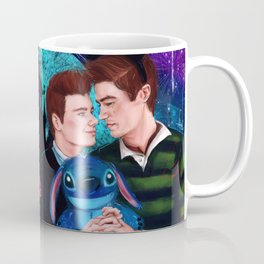 Where Dreams Come True Faberry Coffee Mug