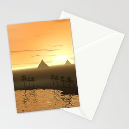 The Giza Necropolis Stationery Cards