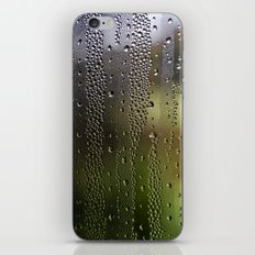 Droplet Landscape I iPhone & iPod Skin