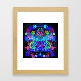 god of Ooor Framed Art Print
