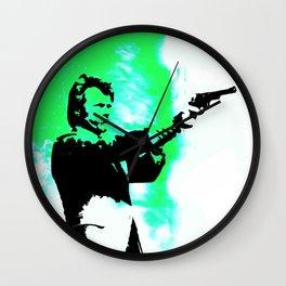 Clint Wall Clock