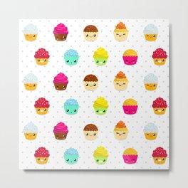 Tasty Cupcakes! Metal Print