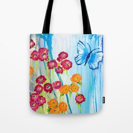 Beautiful Blossoms Tote Bag