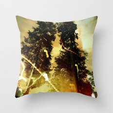 Fire Keeper Soul Throw Pillow