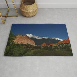 Garden Of God Valley View Rug