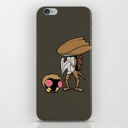 Pokémon - Number 140 and 141 iPhone Skin