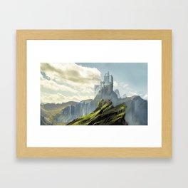 castle III Framed Art Print