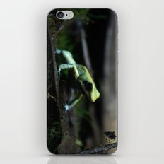 Poison Dart Frog Mint Terribilis iPhone & iPod Skin