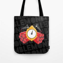 Lemon Bomb Tote Bag
