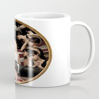 jfk Mugs featuring Forever Marilyn Monroe  by Chess Ordinary