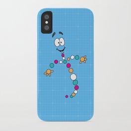 Mr. DNA 2 iPhone Case
